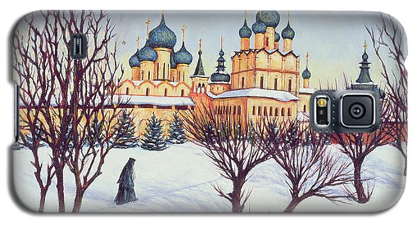 Russian Winter Galaxy S5 Case by Tilly Willis