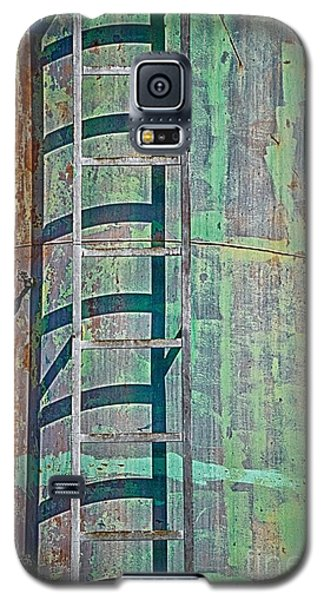 Rust And Rungs Galaxy S5 Case