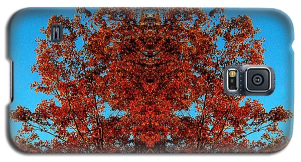 Galaxy S5 Case featuring the photograph Rust And Sky 2 - Abstract Art Photo by Marianne Dow