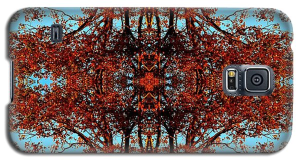 Galaxy S5 Case featuring the photograph Rust And Sky 3 - Abstract Art Photo by Marianne Dow