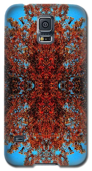 Galaxy S5 Case featuring the photograph Rust And Sky 5 - Abstract Art Photo by Marianne Dow