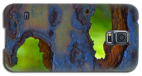 Galaxy S5 Case featuring the photograph Rust In Peace by Joy Hardee