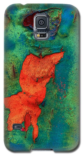 Galaxy S5 Case featuring the photograph Rust Is Beautiful by Jerry Gammon