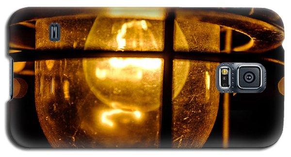 Rust Light Galaxy S5 Case