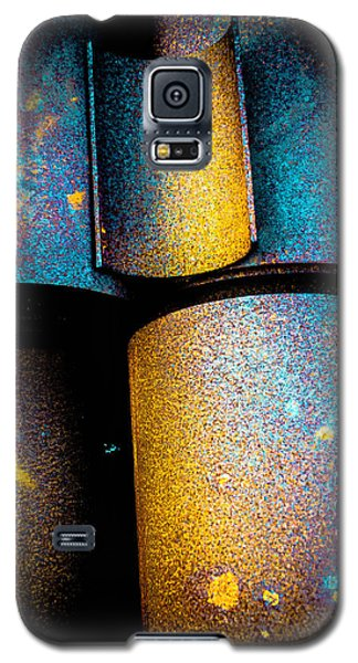 Rust Number 3 Galaxy S5 Case
