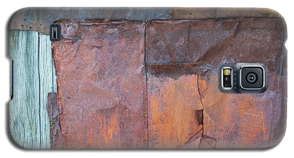 Rust Squared Galaxy S5 Case