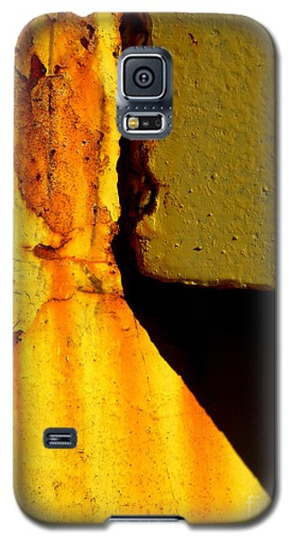 Rust With Shadows Galaxy S5 Case