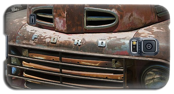 Rusted Ford In Hackberry Galaxy S5 Case