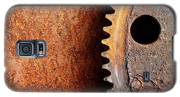 Rusted Gear Galaxy S5 Case