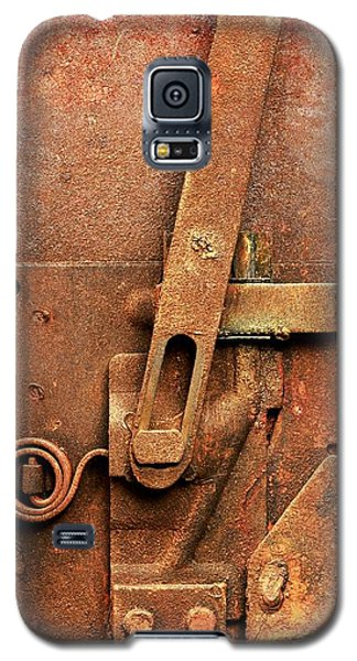 Rusted Latch Galaxy S5 Case
