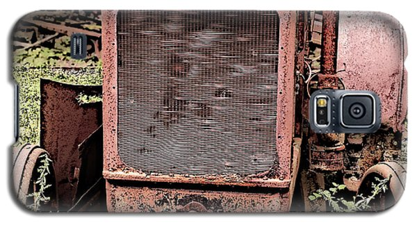 Rusted Mc Cormick-deering Tractor Galaxy S5 Case