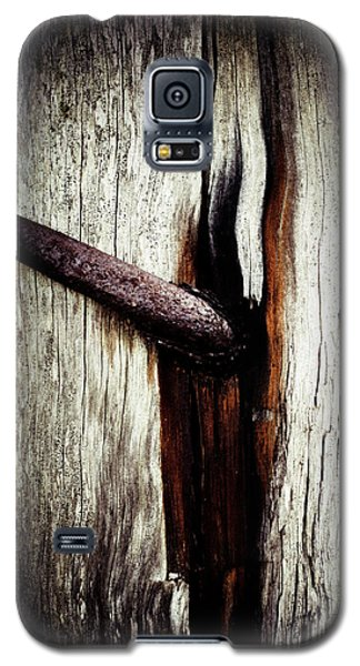 Rusted Time Galaxy S5 Case
