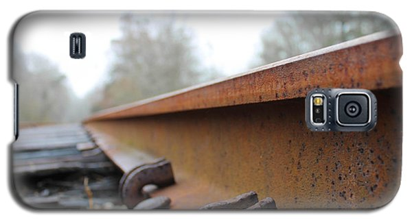 Rusted Track Galaxy S5 Case