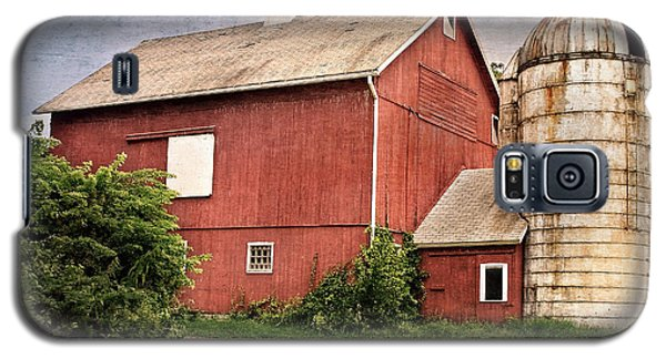 Rustic Barn Galaxy S5 Case