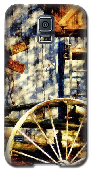 Rustic Decor Galaxy S5 Case
