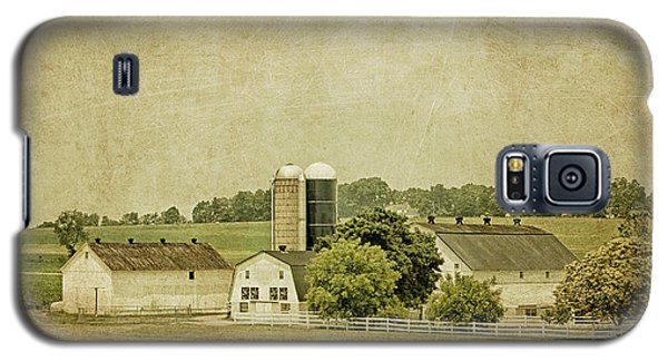 Rustic Farm - Barn Galaxy S5 Case