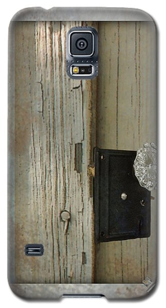 Rustic Glass Door Knob Galaxy S5 Case