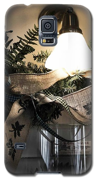Rustic Holiday Galaxy S5 Case by Patricia Babbitt