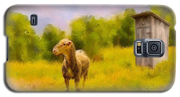 Rustic Pasture Galaxy S5 Case by Mary Timman