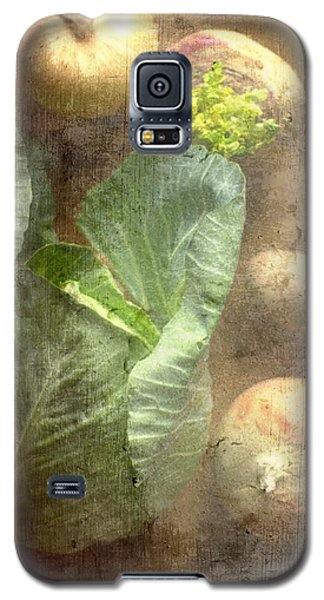 Rustic Vegetable Fruit Medley IIi Galaxy S5 Case