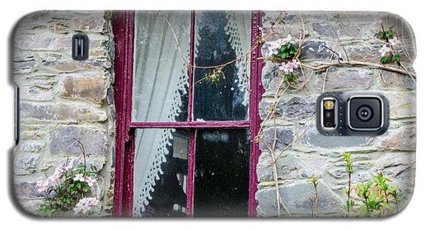Rustic Window  Galaxy S5 Case