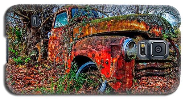 Rusty 1950 Chevrolet Galaxy S5 Case