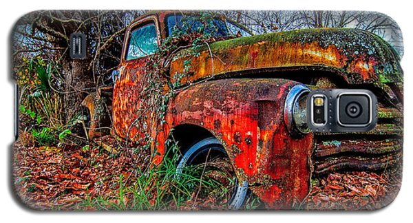 Rusty 1950 Chevrolet Galaxy S5 Case