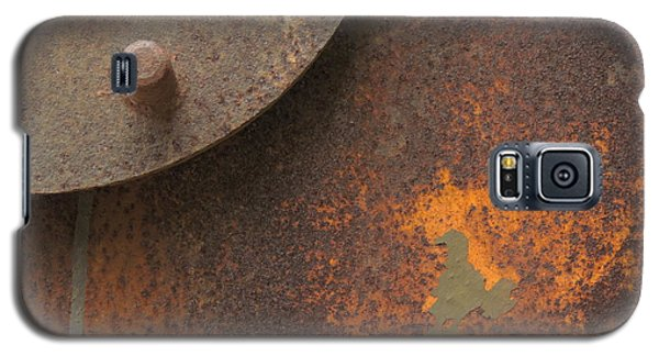 Rusty Abstraction Galaxy S5 Case