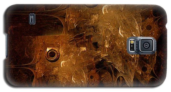 Rusty Galaxy S5 Case by Alexa Szlavics