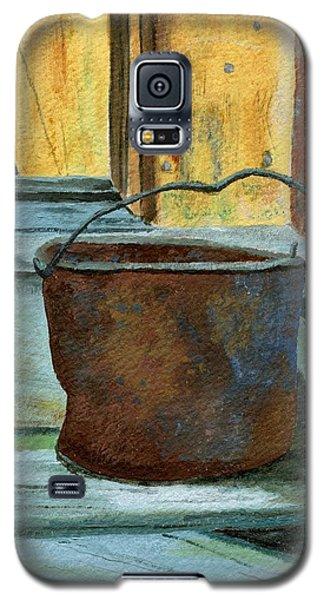 Rusty Bucket Galaxy S5 Case