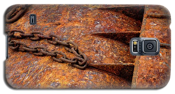 Galaxy S5 Case featuring the photograph Rusty by Dorin Adrian Berbier