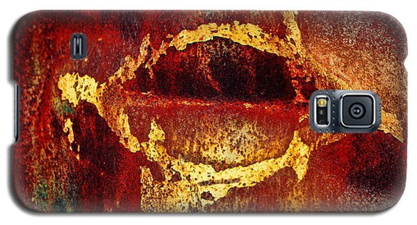 Rusty Kiss Galaxy S5 Case