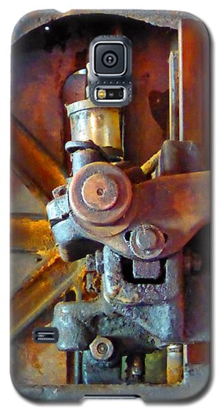 Rusty Machinery 2 Galaxy S5 Case