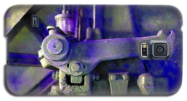 Rusty Machinery Galaxy S5 Case