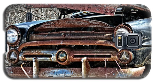 Rusty Old Car Galaxy S5 Case