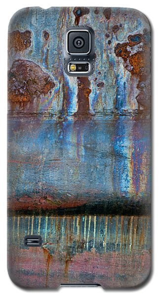 Rusty Steampunk Abstract Galaxy S5 Case