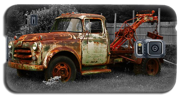 Rusty Tow Truck Galaxy S5 Case