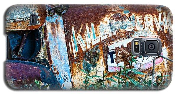 Rusty Truck #1 Galaxy S5 Case