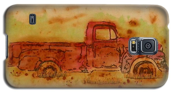 Rusty Truck Galaxy S5 Case