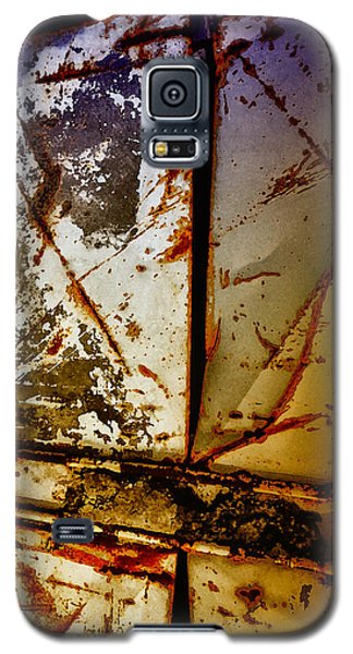 Rusty X Galaxy S5 Case