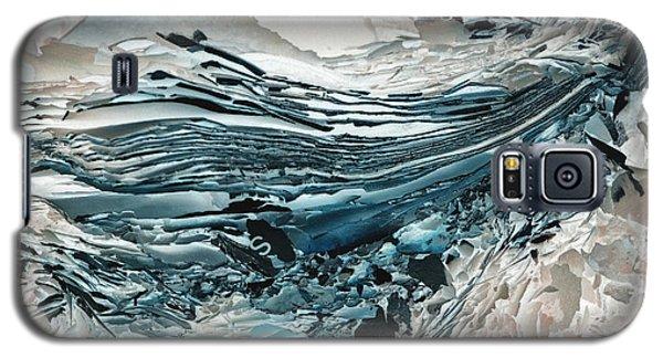 Galaxy S5 Case featuring the photograph S by Liz  Alderdice