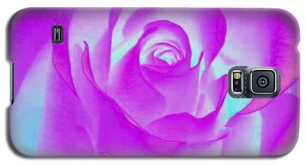 Sabattier Rose Galaxy S5 Case