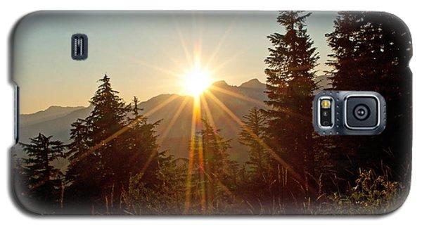 Sabbath Sunset Galaxy S5 Case