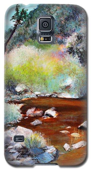 Sabino Canyon Scenes 2 Galaxy S5 Case