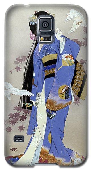 Sachi Galaxy S5 Case by Haruyo Morita