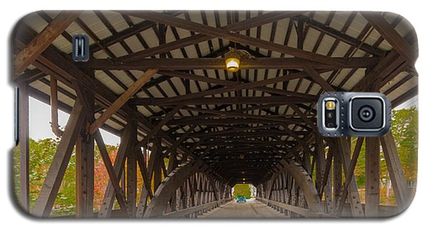 Saco River Bridge Galaxy S5 Case