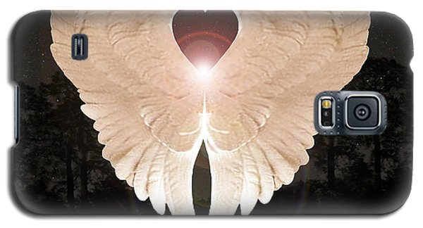 Sacred Angel Galaxy S5 Case
