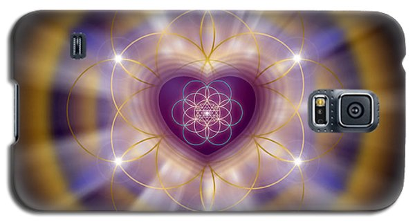 Sacred Geometry 204 Galaxy S5 Case