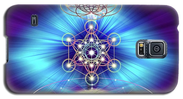 Sacred Geometry 30 Galaxy S5 Case