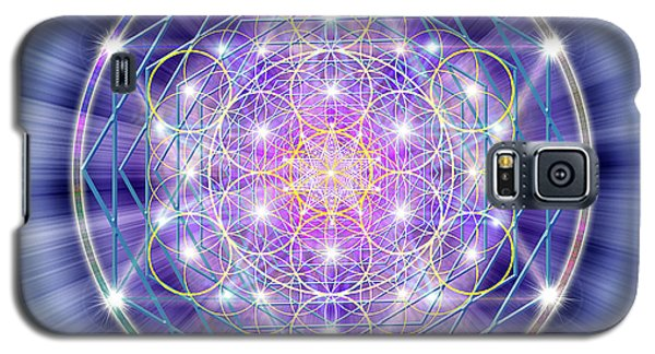 Sacred Geometry 46 Galaxy S5 Case